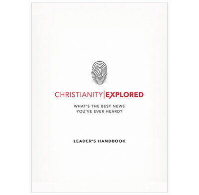 Christianity Explored Leader's Handbook (ebook)