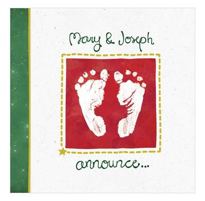Christmas Tract - Birth Announcement