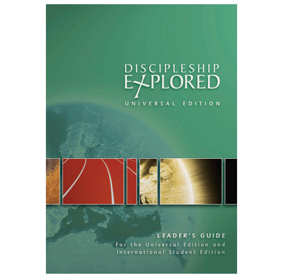 Discipleship Explored: Universal Edition Leader's Guide (ebook)