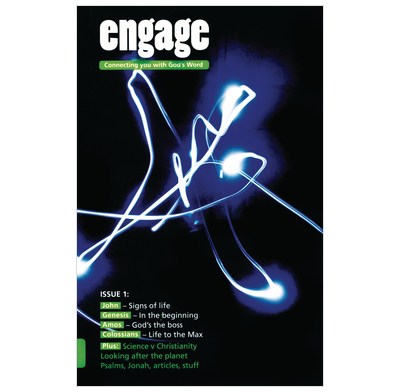 Engage: Issue 1 - Martin Cole | The Good Book Company