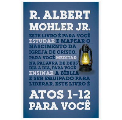 Acts 1-12 For You (Portuguese)
