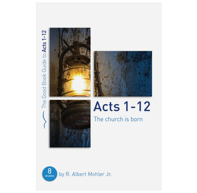 Acts 1-12: The Church is Born