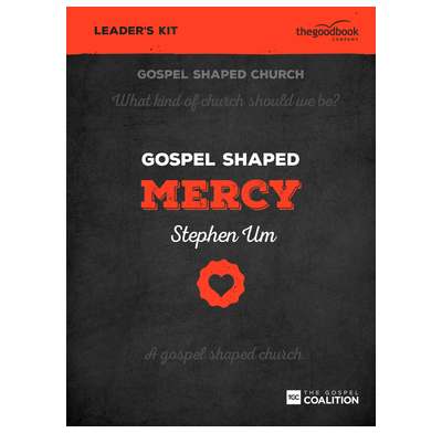 Gospel Shaped Mercy - DVD Leader's Kit