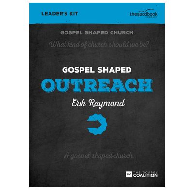 Gospel Shaped Outreach - DVD Leader's Kit