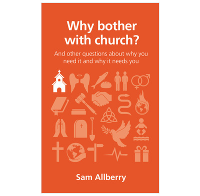 Why bother with church? (audiobook)