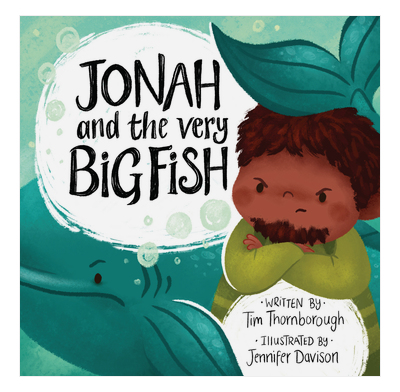 Jonah and the Very Big Fish