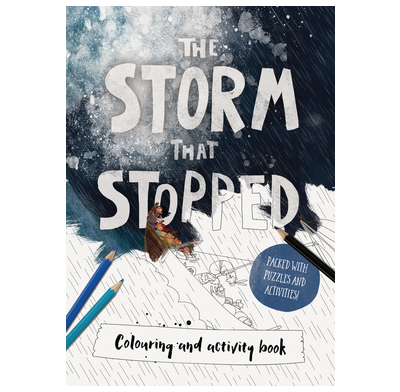 The Storm that Stopped Colouring & Activity Book