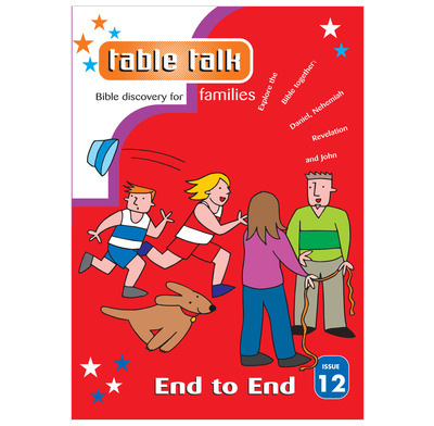 Table Talk 12: End to End