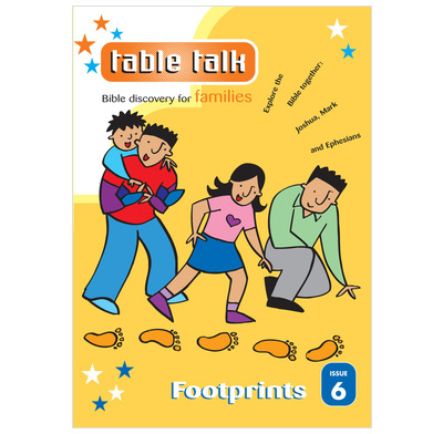 Table Talk 6:  Footprints
