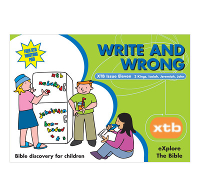 XTB 11: Write and Wrong