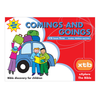 XTB 3: Comings & Goings